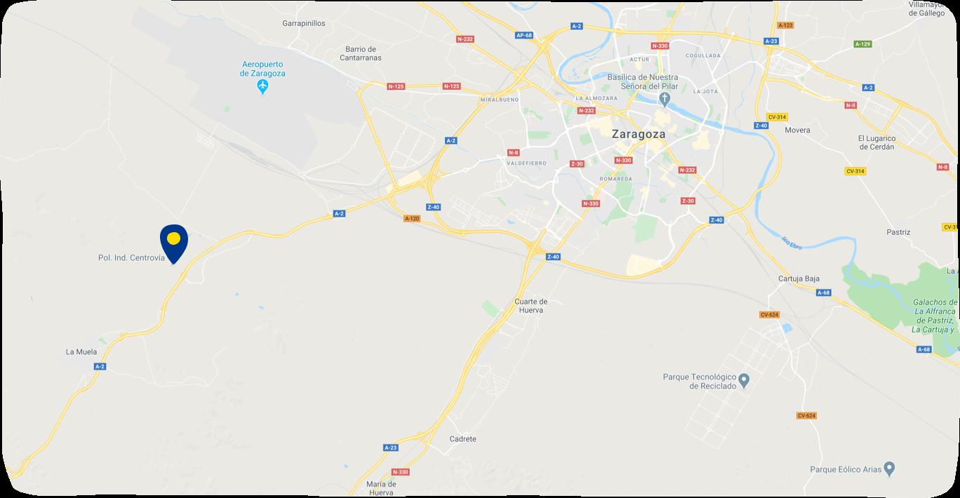 Mapa Millán Vicente